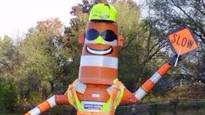 RELEASE: MoDOT Safety mascot Barrel Bob has been found
