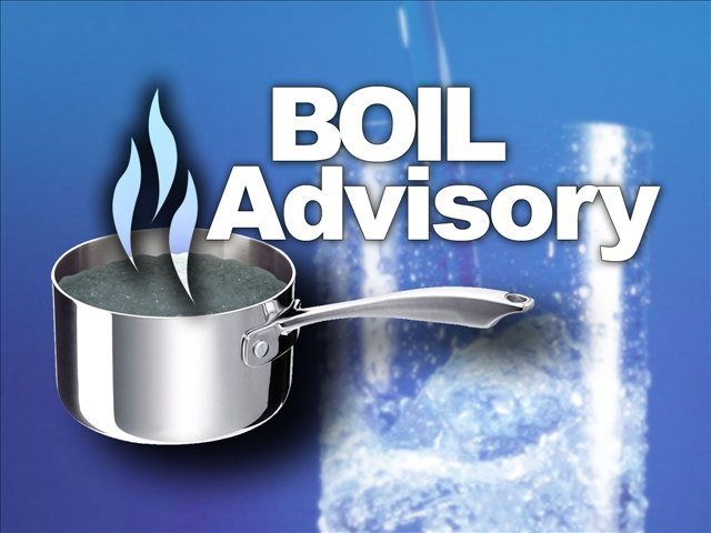 Boil advisory in effect for Wheeling