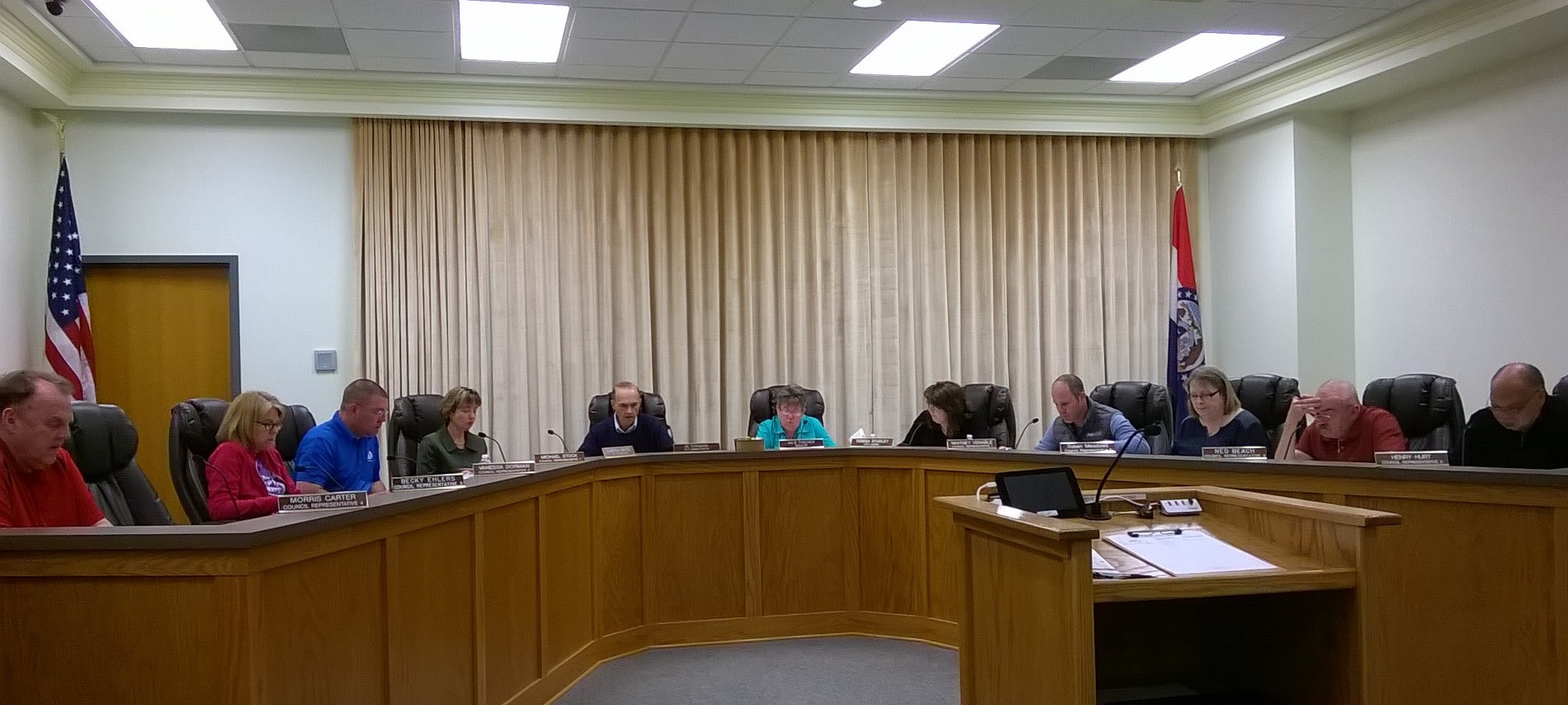 Boonville council members approve construction of Central Missouri Cancer Memorial Park