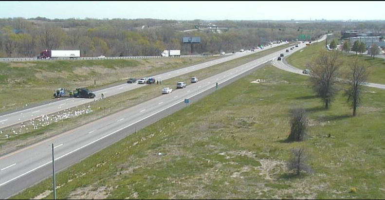Possible fatality associated with Platte County wreck on I-29