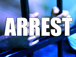 Early morning arrest of an Oregon resident in Chariton County