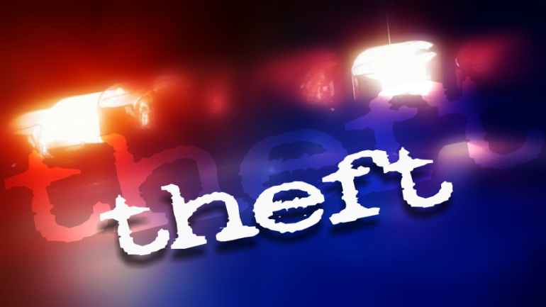 Waverly man arrested on suspicion of attempted theft