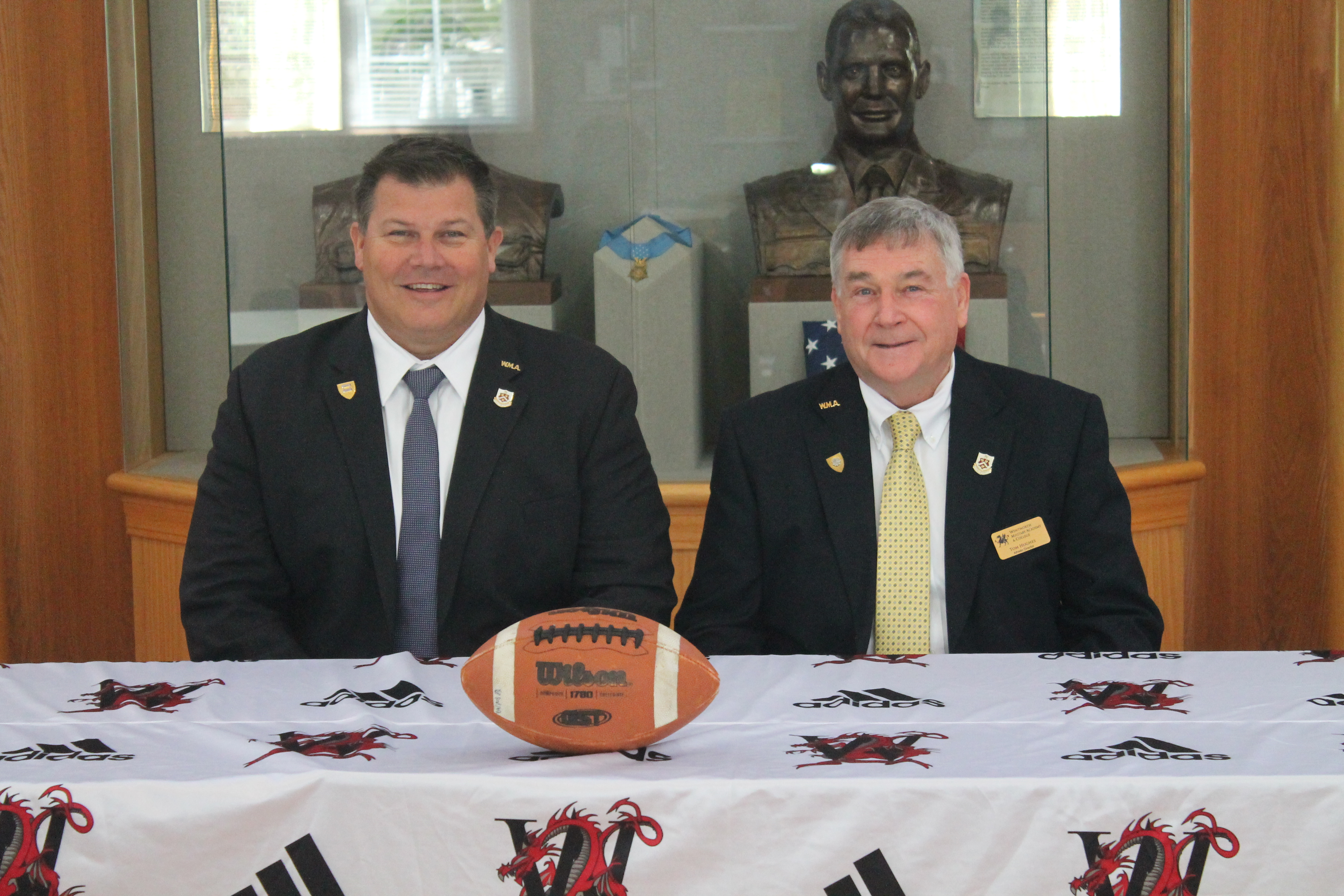 Wentworth adds Gang as interim Athletic Director
