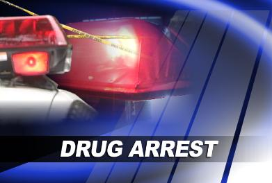 Several drugs reportedly seized by Ray County trooper.