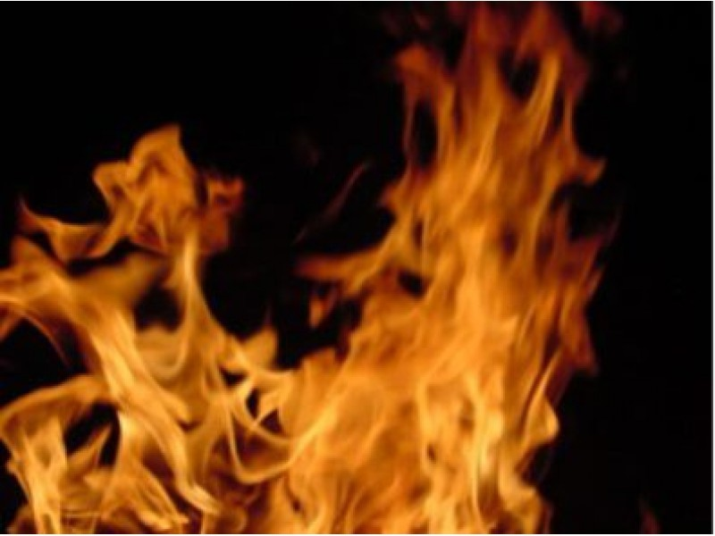Reports of fire in Waverly