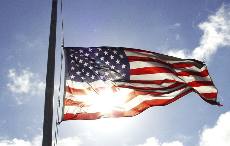 Missouri flags to be flown at half-staff to salute fallen officers