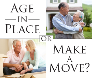 "Universal Design program offers elderly people an option to ""Age in Place"""