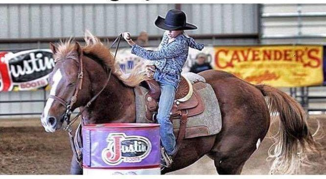 Young rodeo rider dies following weekend accident