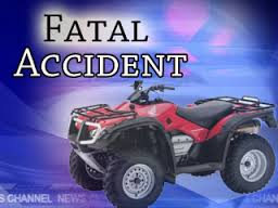 A man is dead after an ATV crash in Camden County