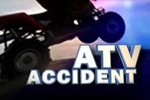 Rider injured by ATV crash near Adrian