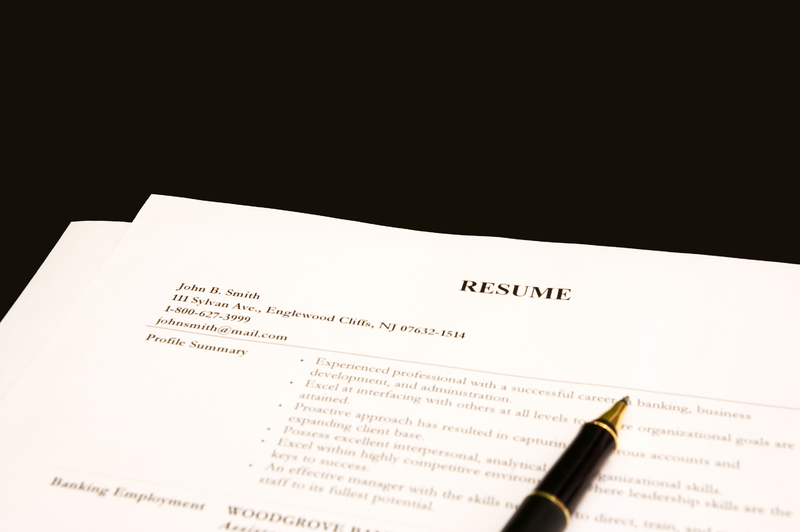 Resume Building 101: What to know after graduation