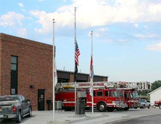 Chillicothe fire officials extinguish vehicle blaze after crash