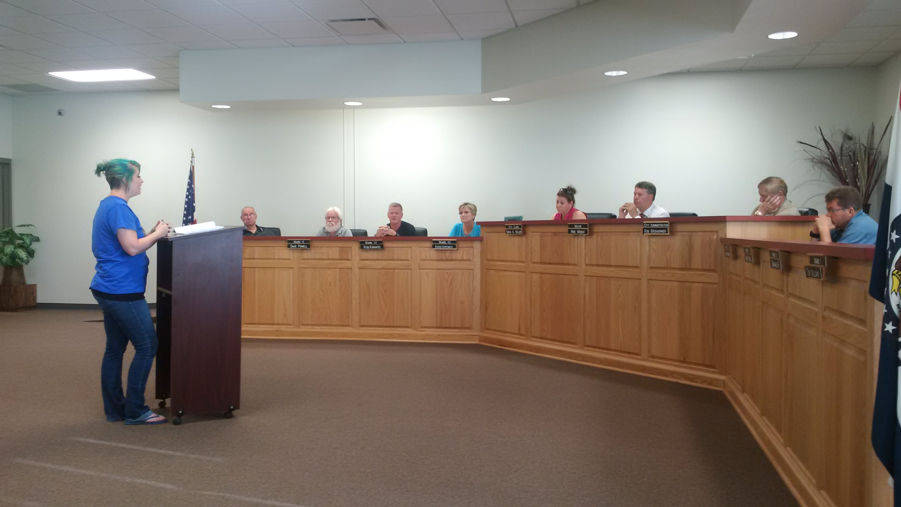 Richmond Council has brief meeting to start off the June sessions