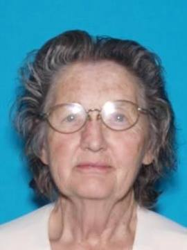 Silver Advisory still in effect for elderly woman missing since Friday