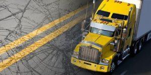 Semi strikes MoDOT sign, overturns in Harrison County | KMZU The