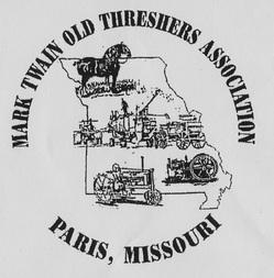Program for Old Threshers Association in Paris