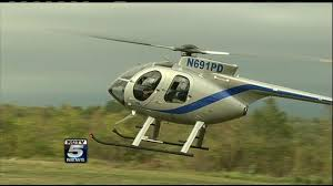 Police Chopper makes emergency landing in Kansas City