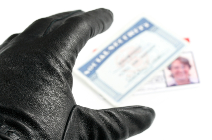 Suspected stolen ID trafficking cause for arrest