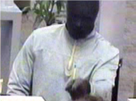 Police searching for suspect in Lee's Summit bank robbery today