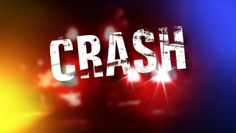 Two teens involved in an accident off county gravel road