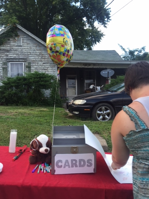 Community gathers to pray for healing for Carrollton man shot this weekend