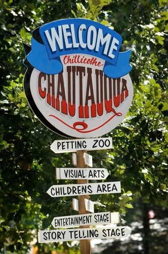 Festival fun for all at Chautauqua in the Park