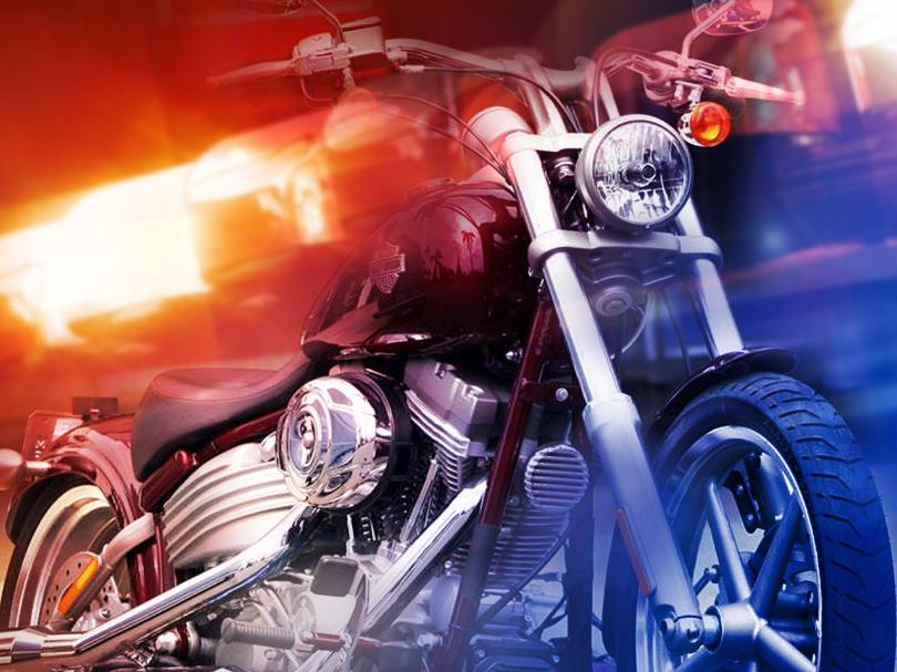 Motorcycle rear-ended near Odessa