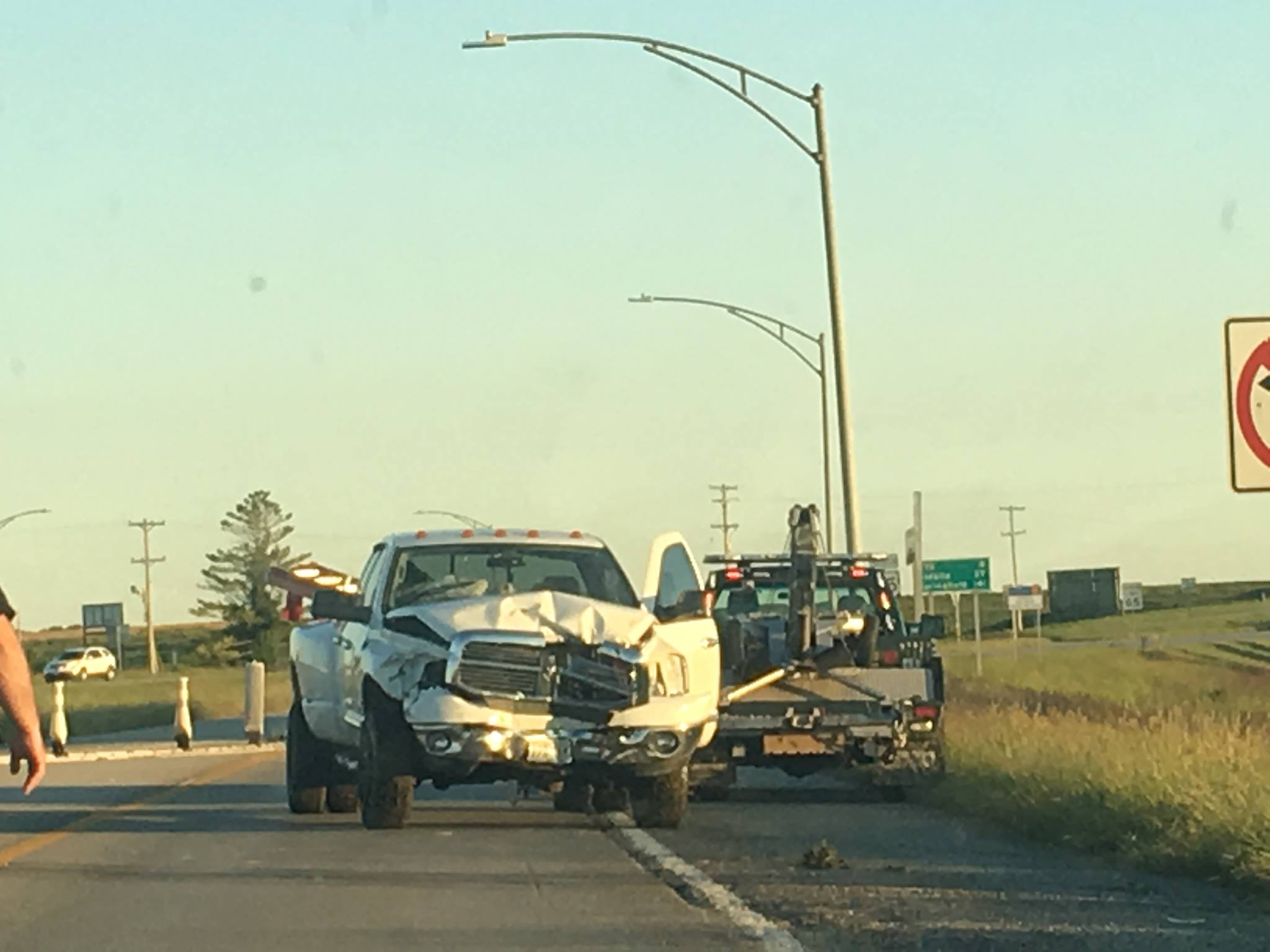 Wreck on SB Highway 65 shuts down lanes on south side of Marshall
