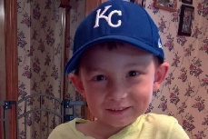 Local boy receives help from community for cancer fight