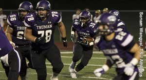 Truman State football survives first conference match-up