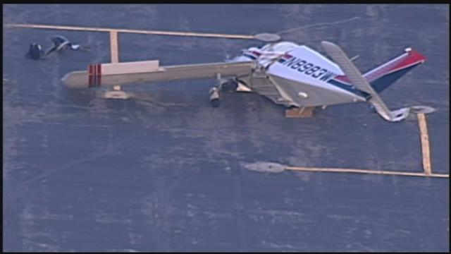 UPDATE: Two fatalities following plane crash in Lee's Summit