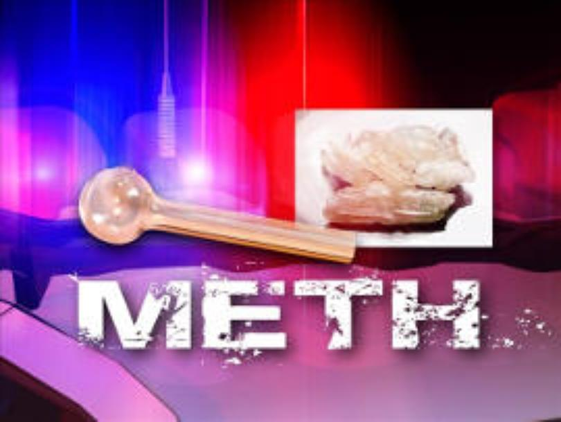 Methamphetamine and warrants are reason for Bates County arrest Sunday
