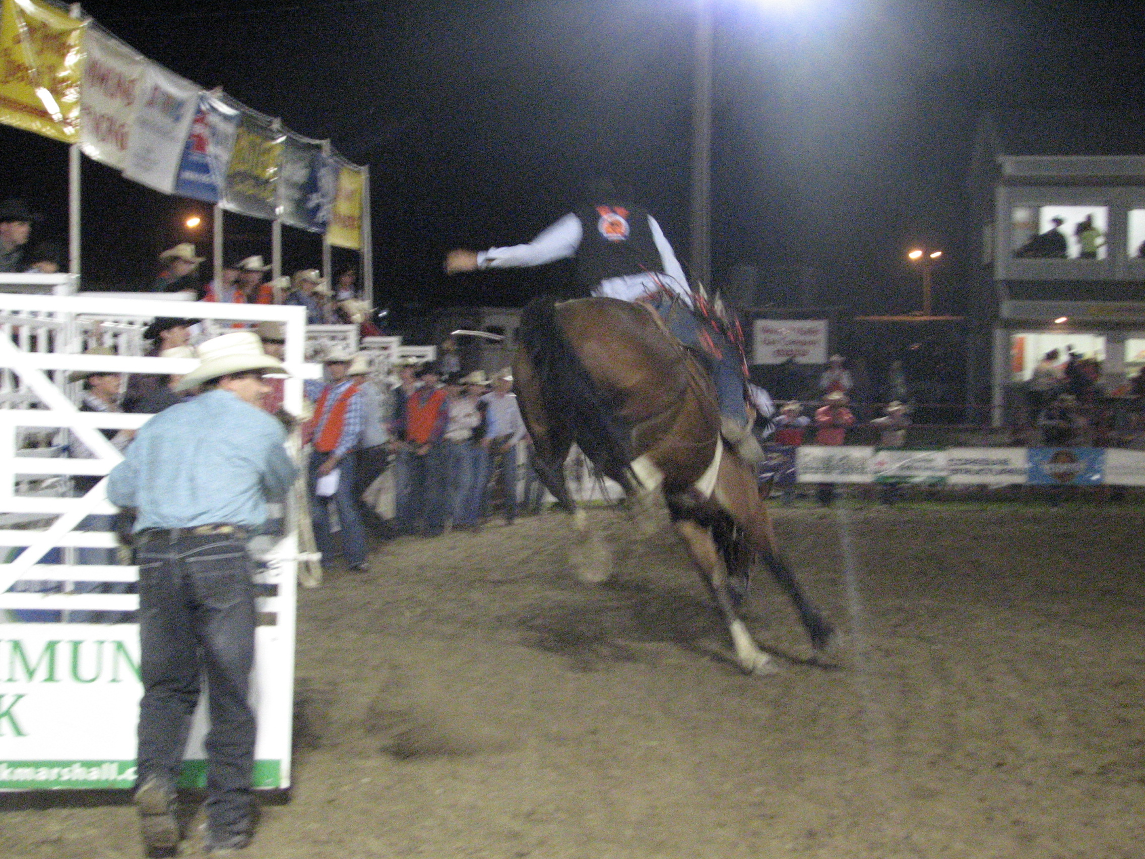 MVC Rodeo gains a couple weekend titles at the Viking Stampede Rodeo
