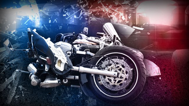 Motorcycle ejection injures KC man