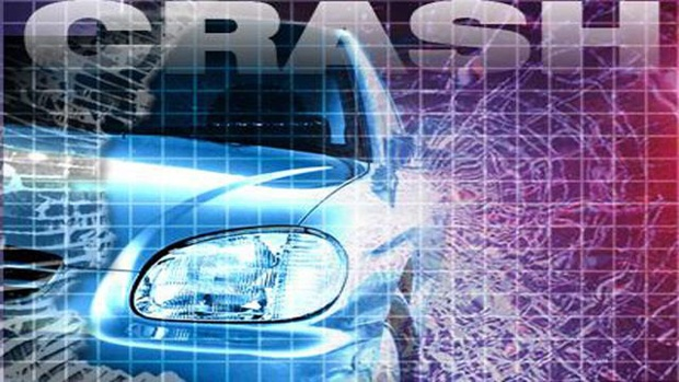 Three injured in collision South of Moberly