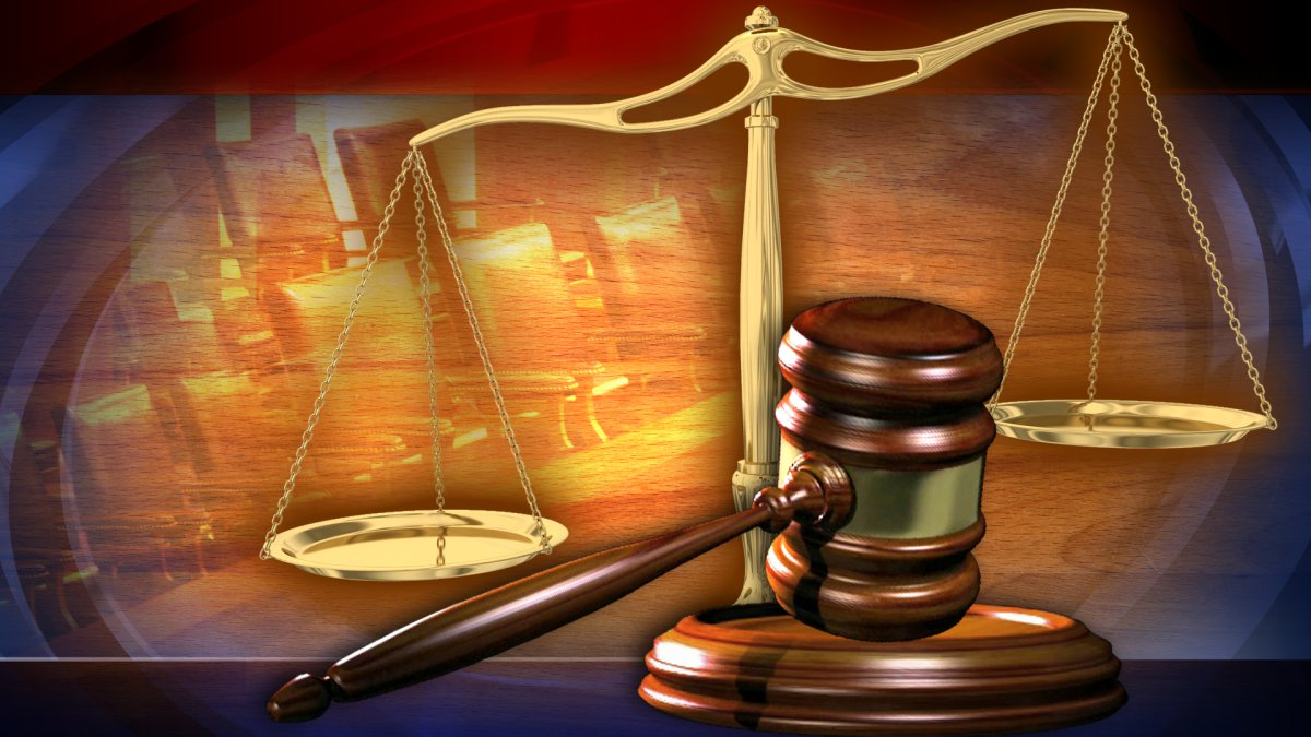 Gunn City man facing 12 felony charges scheduled for court today