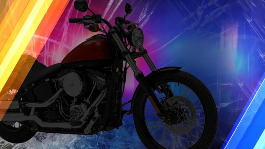 Chillicothe motorcycle accident causes extensive damage to nearby garage