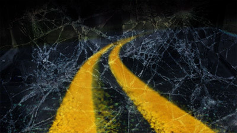 Two vehicles collide east of Mirabile