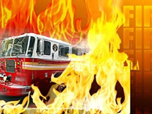 House destroyed in Moberly, apparent fire to blame