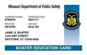 Troop B of the MHP to host Boater Education Course at Mark Twain Lake