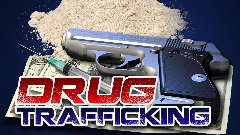 Drug trafficking charge listed against Kansas City man in Johnson County