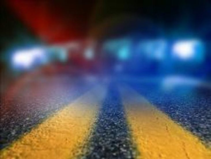 Flat tire to blame for Friday night crash in Clinton County