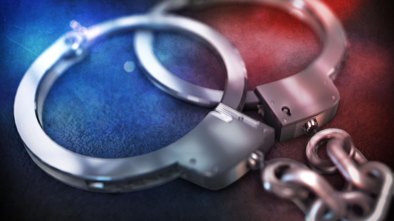 Woman arrested in Callaway County on several charges