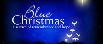 "Third Annual ""Blue Christmas Service"" welcomes all during the holidays"