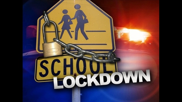 School lockdown lifted after gun confiscated