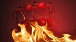 Harrisonville fire may displace 100