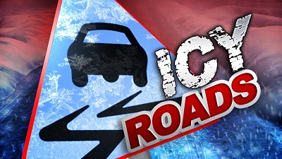 Lafayette County crash caused by icy road conditions