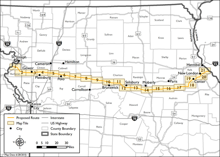 Missouri last of four states to approve Grain Belt Express