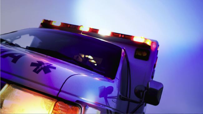 Four hospitalized after violent multi-car wreck along State Route 104 in Wayne County