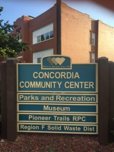 Busy meeting Monday for Concordia Board of Aldermen